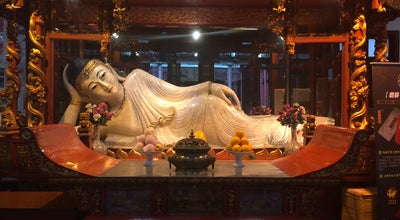 Photo of Historic Site Jade Budda Temple at China