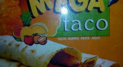 Photo of Taco Place Mega Taco at Av. Margaritas 518, Puebla, Mexico