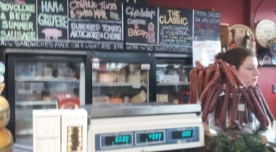Photo of Cheese Shop Leslieville Cheese Market at 891 Queen St E, Toronto, ON M4M 1J4, Canada