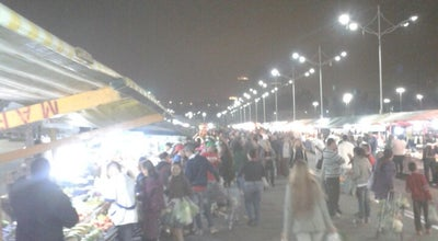 Photo of Farmers Market Feira Noturna (Barueri) at Av.guilherme P. Guglielmo, Nº 1000, Barueri, SP 06401-145, Brazil
