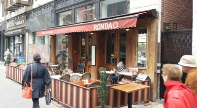 Photo of Spanish Restaurant Cafe Ronda at 249 Columbus Ave, New York, NY 10023, United States
