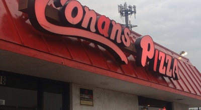 Photo of Pizza Place Conans Pizza South at 2018 W Stassney Ln, Austin, TX 78745, United States