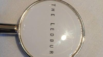 Photo of French Restaurant The Ledbury at 127 Ledbury Rd, Notting Hill W11 2AQ, United Kingdom