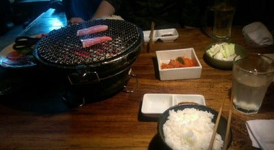 Photo of BBQ Joint まる良炭火焼肉 at 栄町3-264, 津市 514-0004, Japan