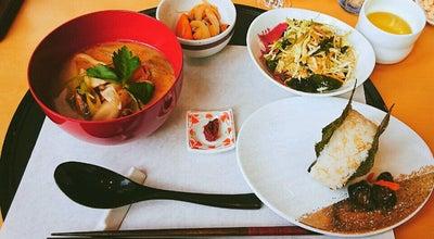 Photo of Cafe かんてんぱぱ cafe TOiGO店 at 問御所町1200, 長野市 380-0834, Japan