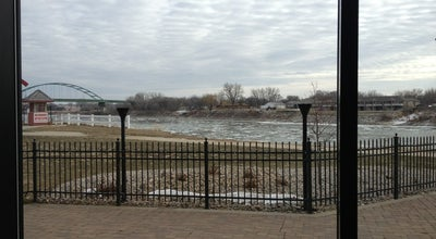 Photo of American Restaurant Bev's on the River at 1110 Larsen Park Rd, Sioux City, IA 51103, United States