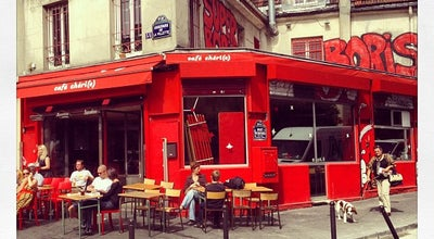 Photo of Bar Café Chéri(e) at 44 Boulevard De La Villette, Paris 75019, France