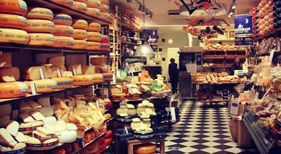 Photo of Cheese Shop Cheese & More at Kalverstraat 105, Amsterdam, Netherlands