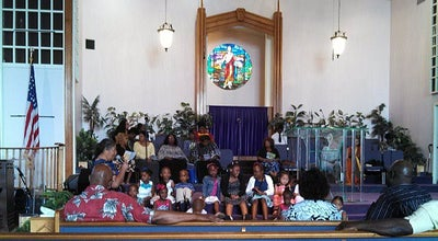 Photo of Church Tamarind Avenue Seventh-Day Adventist Church at 301-415 S Tamarind Ave, Compton, CA 90220, United States
