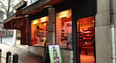 Photo of Candy Store Chocolat Rohr at Place Du Molard 3, Geneva 1204, Switzerland