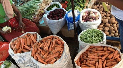 Photo of Farmers Market Coronation Market at Pechon St, Kingston, Jamaica