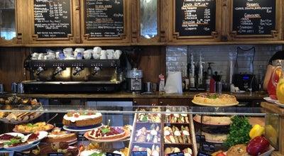 Photo of Coffee Shop Green Caffè Nero at Krakowskie Przedmieście 27, Warszawa, Poland