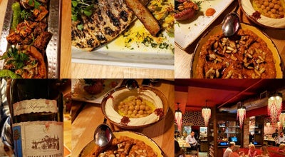 Photo of Mediterranean Restaurant Damas at 1201 Van Horne, Montreal, Qu H2V 1K4, Canada