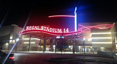 Photo of Movie Theater Regal Cinemas Huebner Oaks 14 & RPX at 11075 1h 10 West, San Antonio, TX 78230, United States