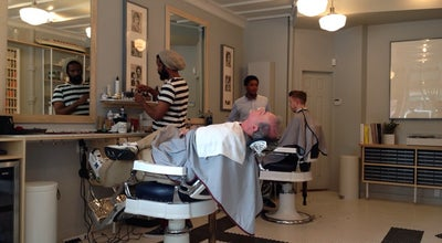 Photo of Salon / Barbershop Harry's Corner Shop at 64 Macdougal St, New York, NY 10012, United States