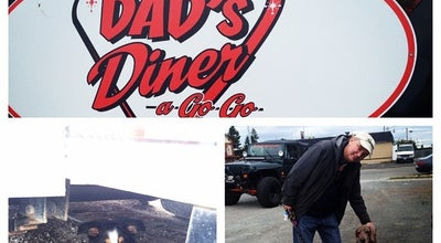 Photo of Food Truck Dads Diner A Go Go at 2219 Commercial Ave, Anacortes, WA 98221, United States