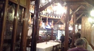 Photo of Italian Restaurant Zi'ntonio at Sorrento, Italy
