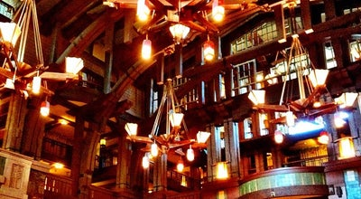 Photo of Hotel Disney's Grand Californian Hotel & Spa at 1600 S Disneyland Dr, Anaheim, CA 92802, United States