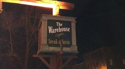 Photo of Steakhouse Olde Warehouse Steak n' Stein at 400 N Whitewoman St, Coshocton, OH 43812, United States
