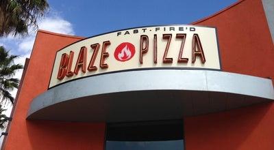 Photo of Pizza Place Blaze Pizza at 667 E Colorado Blvd, Pasadena, CA 91101, United States
