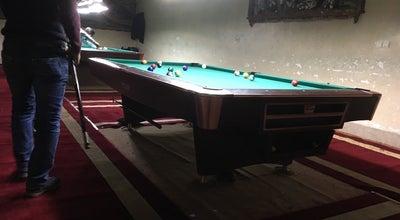 Photo of Pool Hall Aria Snooker Club   باشگاه بیلیارد آریا at Hellal Ahmar Aly., Marmar Hotel Sq., Tabrīz, Iran
