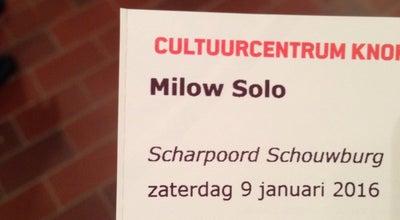 Photo of Concert Hall Schouwburg scharpoord at Belgium