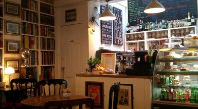 Photo of Coffee Shop Hanushka Coffee House at 28 George St, Hastings TN34 3EA, United Kingdom