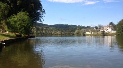Photo of Lake Lago Dourado at Condomínio Palavra Da Vida, Atibaia, Brazil
