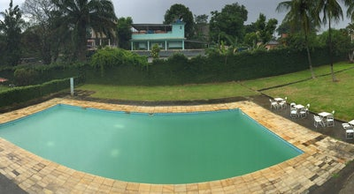 Photo of Pool Sitio Santana at Francisco Antonio Nascimento, Nova Iguaçu, Brazil
