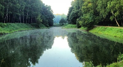 Photo of Lake Путяевские пруды at Парк Сокольники, Москва, Russia