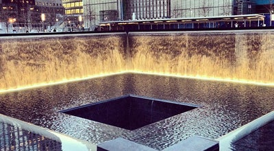 Photo of Arts and Entertainment National September 11 Memorial & Museum at 1 Liberty Plaza, New York, NY 10006, United States