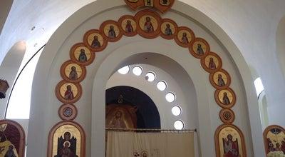 Photo of Church Archangel Michael Coptic Church at 4405 W Edinger Ave, Anaheim-Santa Ana-Garden Grove, CA 92704, United States