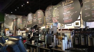 Photo of Ice Cream Shop J.P. Licks Jamaica Plain at 659 Centre St, Boston, MA 02130, United States