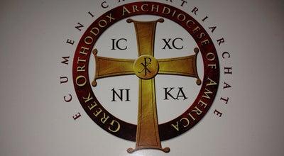 Photo of Church Sts. Constantine & Helen Greek Orthodox Church at Joy Rd, Westland, MI 48185, United States
