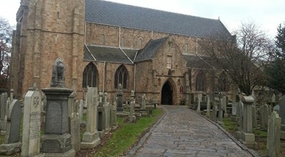 Photo of Church St. Machar's Cathedral at United Kingdom