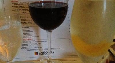 Photo of Italian Restaurant Café Catula at 7190 Sw 87th Ave, Miami, FL 33173, United States