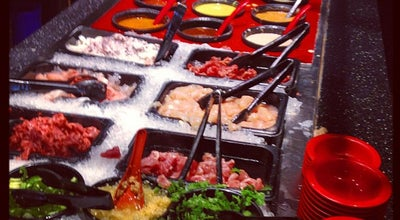 Photo of Gluten-free Restaurant Flat Top Grill at 30 S Wabash Ave, Chicago, IL 60603, United States