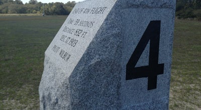 Photo of Monument / Landmark Landing of 4th Flight at Kill Devil Hills, NC 27948, United States