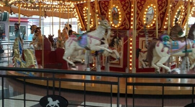 Photo of Theme Park Carousel at Wolfchase, Cordova, TN 38016, United States