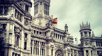 Photo of City Madrid at Madrid, Spain