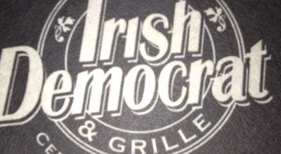 Photo of Pub Irish Democrat at 3207 1st Ave Se, Cedar Rapids, IA 52402, United States
