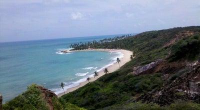 Photo of Beach Praia de Coqueirinho at Praia De Coqueirinho, Conde 58302-220, Brazil