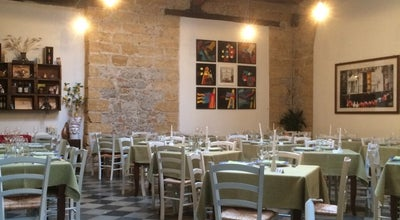 Photo of Italian Restaurant Osteria Ballarô at Via Calascibetta 25, Palermo 90133, Italy