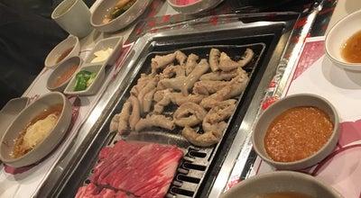 Photo of Korean Restaurant 돼지쏜데이 (Pig Ssonday) at 321 Broad Ave, Ridgefield, NJ 07657, United States
