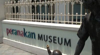 Photo of History Museum Peranakan Museum at 39 Armenian St., Singapore 179941, Singapore