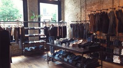 Photo of Boutique Rag & Bone at 13-14 Sloane St, London, United Kingdom