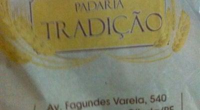 Photo of Bakery Padaria Tradição at Av. Fagundes Varela, 540, Olinda, PE 53140-080, Brazil