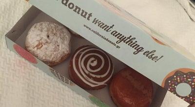 Photo of Donut Shop California Donuts at Αμαρυσίας Αρτέμιδος 10, Μαρούσι 151 24, Greece