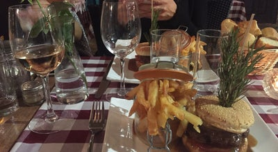 Photo of French Restaurant Chez Vincent Et Nicolas at 90 Rue Meynadier, Cannes 06400, France