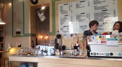 Photo of Coffee Shop Pitchii Coffee & Wine at Lenina 9, Novosibirsk 630099, Russia
